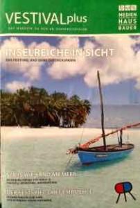 Vestival-Plus, Magazin der 68. Ruhrfestspiele Recklinghausen